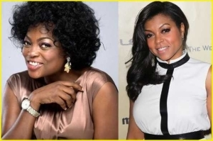 See 9 Nigerian Celebrities Who Strike Same Looks With American Stars... Tonto Dikeh Is A